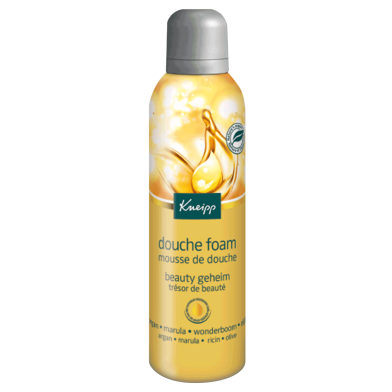Douche foam Beauty Geheim