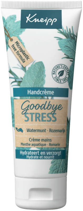 Handcrème Goodbye Stress