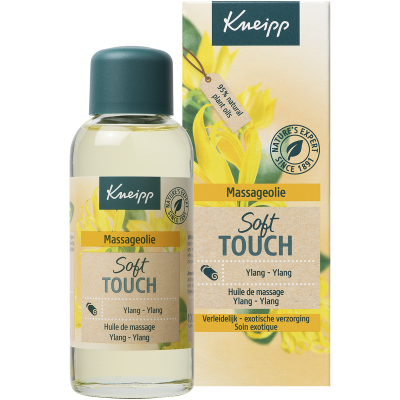 Massageolie Soft Touch - Ylang-Ylang